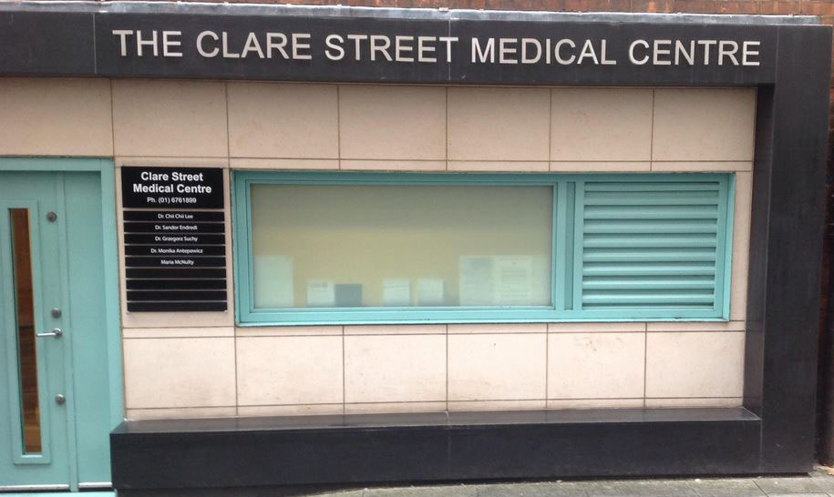 walk in clinic Dublin